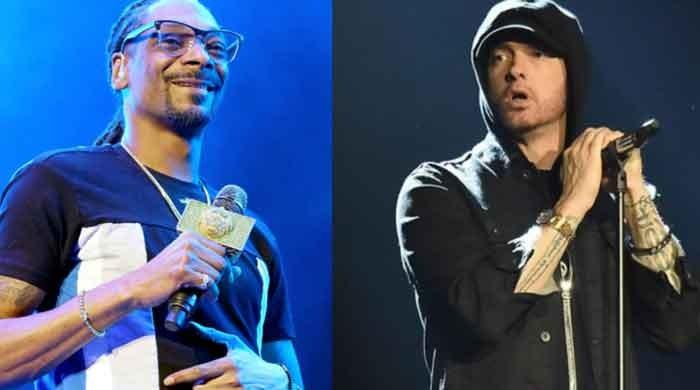 Eminem chooses not to wish Snoop Dogg on his birthday