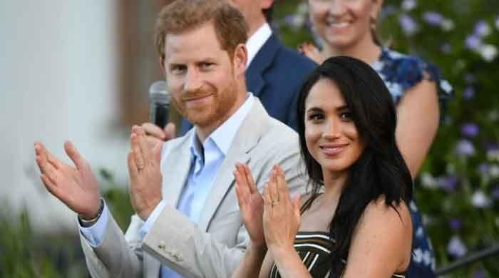 Prince Harry and Meghan Markle achieve another milestone