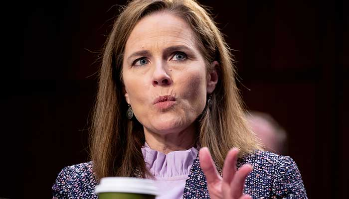 Democrats to Boycott Senate Committee Vote on Amy Coney Barrett's SCOTUS Nomination