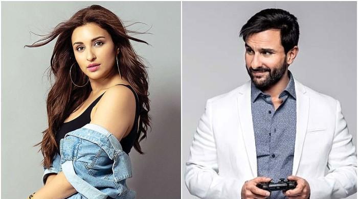 Parineeti Chopra has been in love with Saif Ali Khan': 'I've already told Kareena'