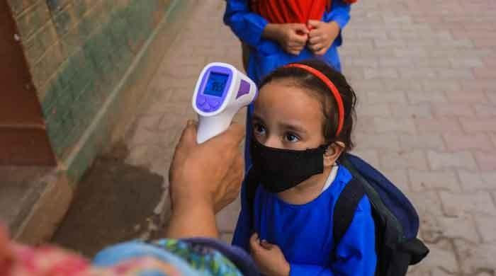 Pakistan's coronavirus positivity rate spikes to 2.58%, highest in two months