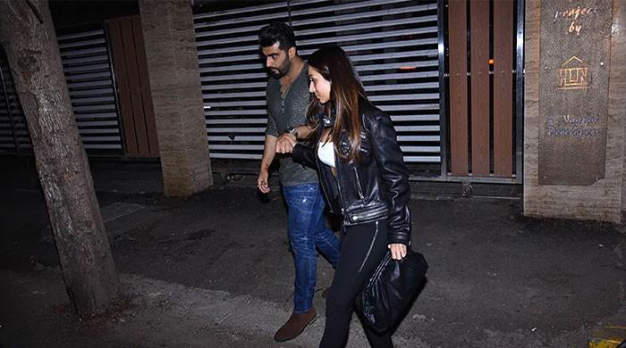 Malaika Arora receives love from beau Arjun Kapoor on her 47th birthday