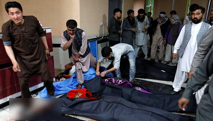 Terror attacks on education centre, bus kill 27 in Kabul
