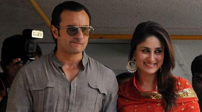 Kareena Kapoor reveals Saif Ali Khan's reaction to news of her pregnancy