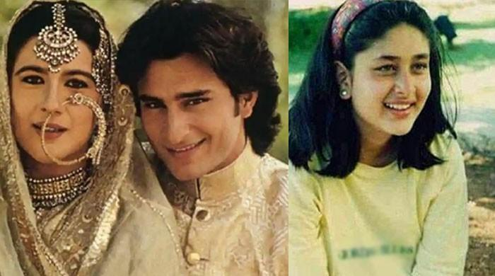 Kareena Kapoor attended wedding of Saif Ali Khan with Amrita Singh: blast from the past