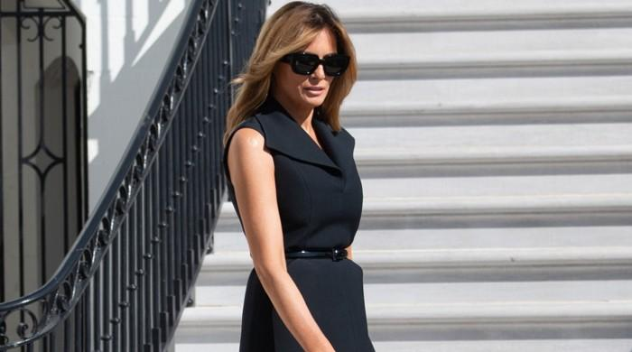 Melania Trump receives flak for White House Halloween party amid coronavirus