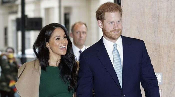 Prince Harry followed his 'secret girlfriend' Meghan Markle with a secret account on Instagram when they started dating