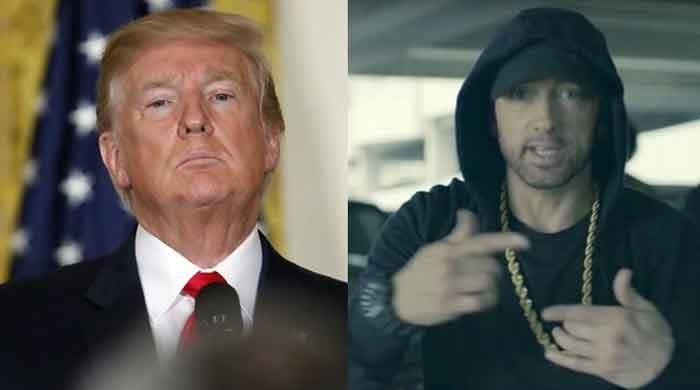 Flashback: When Donald Trump said Eminem deserves his vote
