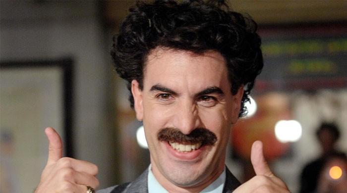 Trump lashes out at Sacha Baron Cohen over 'Borat'
