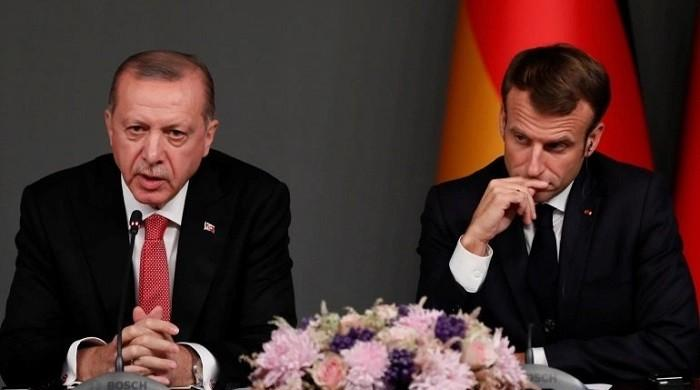 Erdogan says French president Macron 'needs mental treatment' for anti-Muslim attitude