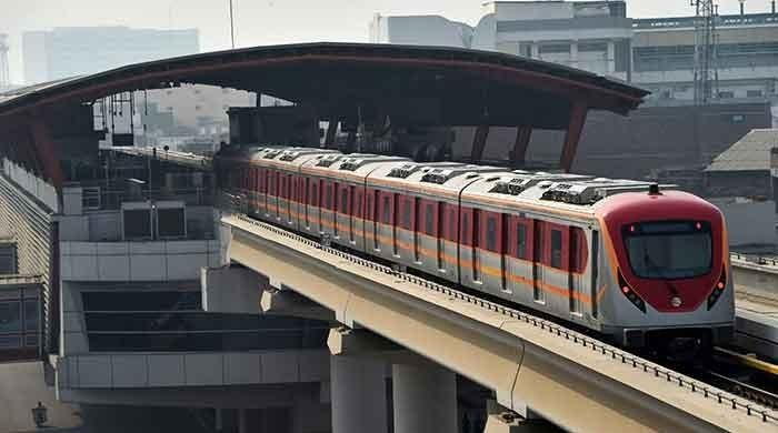 All you need to know about Lahore's Orange Line Metro Train project