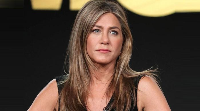 Jennifer Aniston dubbed 'violent' after she threw a chair at her director on set