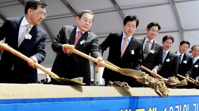 Samsung chairman Lee Kun-hee leaves behind $21 billion wealth for inheritance