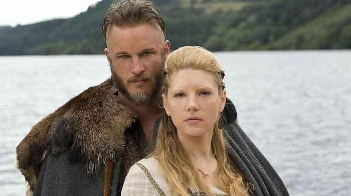 Katheryn Winnick aka Lagertha wins award for directorial debut on 'Vikings'