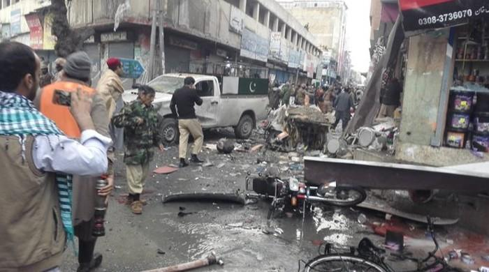 Quetta blast leaves three dead, seven injured