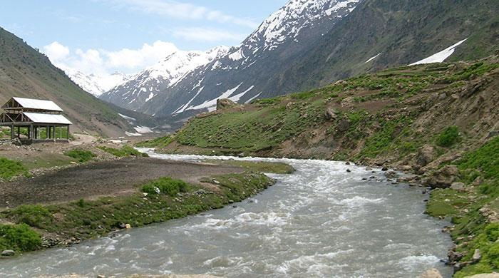 Young girl drowns in river while taking selfie in Kaghan