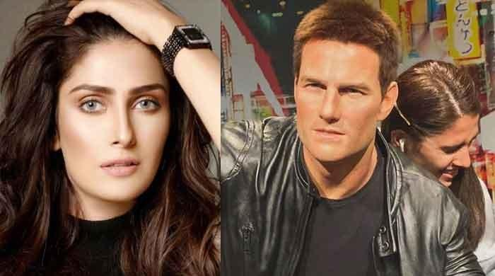 Tom Cruise appears on Ayeza Khan's Instagram to give fans new hope?