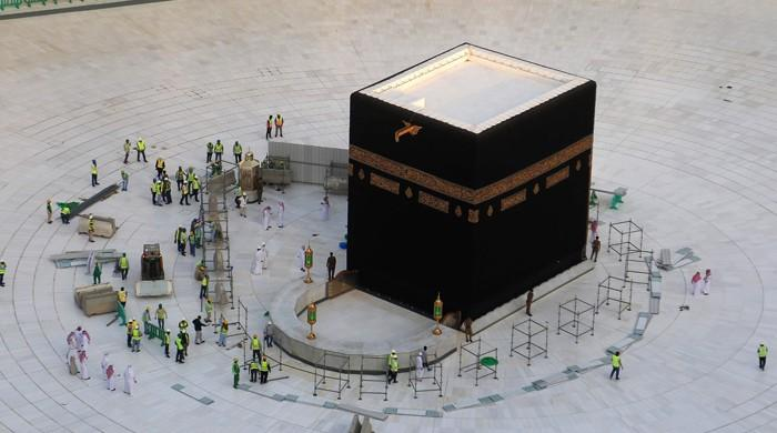 Saudi Arabia to welcome foreign pilgrims for Umrah beginning Nov 1