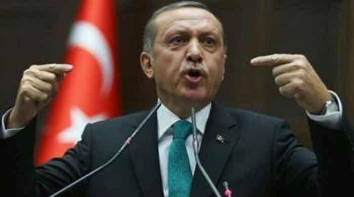 Erdogan calls on Turkish citizens to boycott French goods