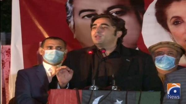 Bilawal Bhutto Zardari says PTI govt to be ousted soon
