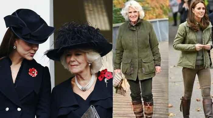 Camilla adopts Kate Middleton's style to attract royals?