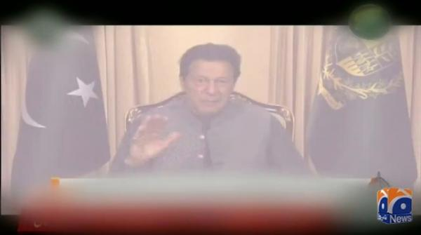 For peace, Kashmiris have to be given their right to self-determination: PM Imran Khan