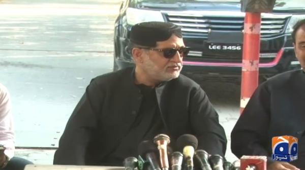 We are the ones who made the statement adopted by Nawaz Sharif today: Akhtar Mengal