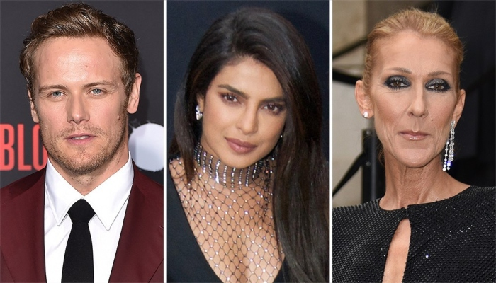 Sam Heughan, Priyanka Chopra & Celine Dion to Star in 'Text For You'!