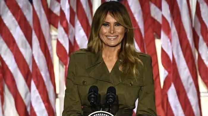 US election 2020: Melania Trump attacks Joe Biden, media in latest speech