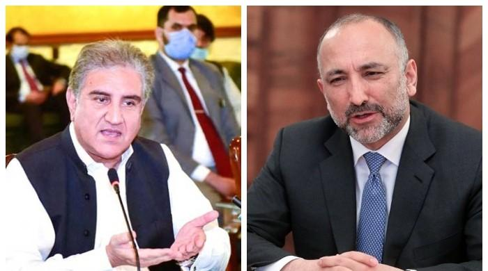 Be careful of 'spoilers' who do not want peace in Afghanistan, Qureshi warns Afghan FM