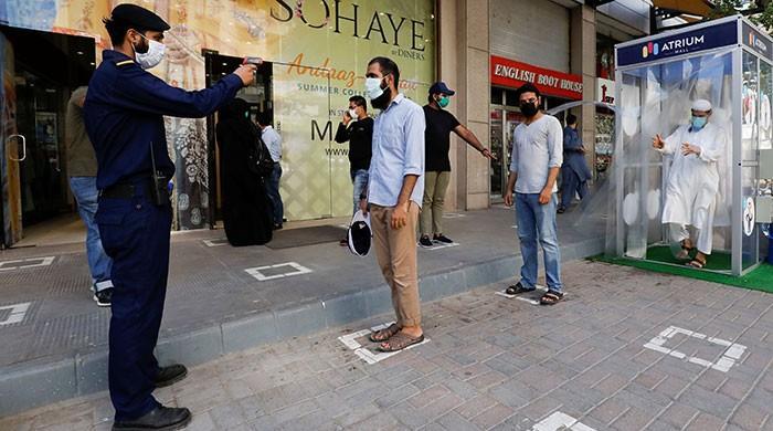 Restaurants, shopping malls must shut down at 10pm, says NCOC amid rising coronavirus cases
