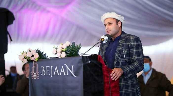 Zulfi Bukhari breaks ground for five-star hotel in Chitral