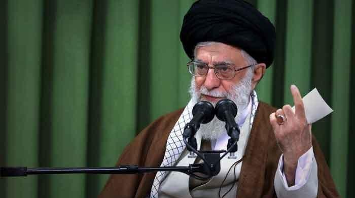 Why is it a crime to raise doubts about Holocaust, asks Iran's Supreme Leader Ali Khameini