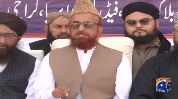 Mufti Muneeb ur Rehman calls for state-level boycott of French products