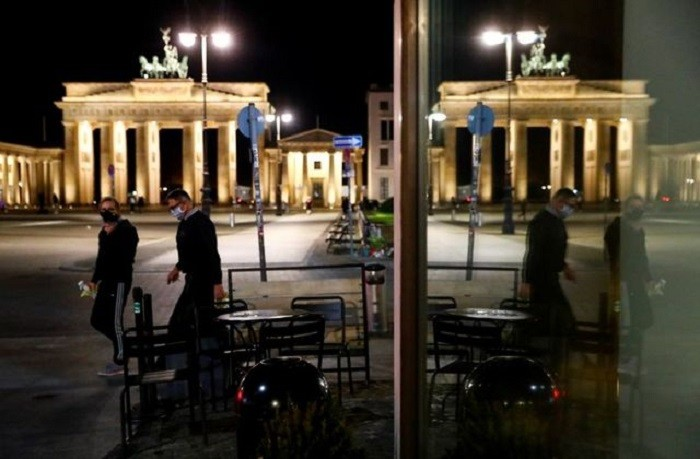 France, Germany announce second national lockdown