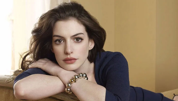 Anne Hathaway shares her son's name 11 months after giving birth