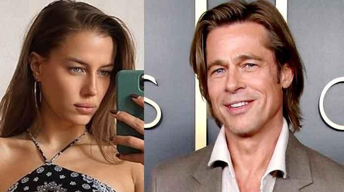 Brad Pitt and Nicole Poturalski break up after two months together