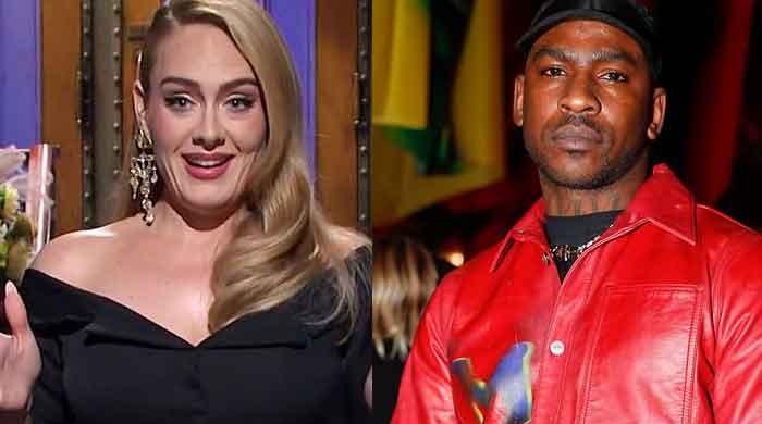 Adele says she's single, shuts down romance rumours with UK rapper Skepta