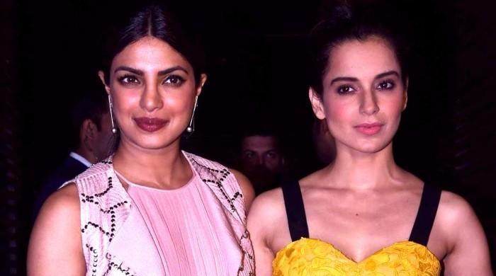 Kangana Ranaut heaps praises on Priyanka Chopra: 'She didn't treat me like a kid'