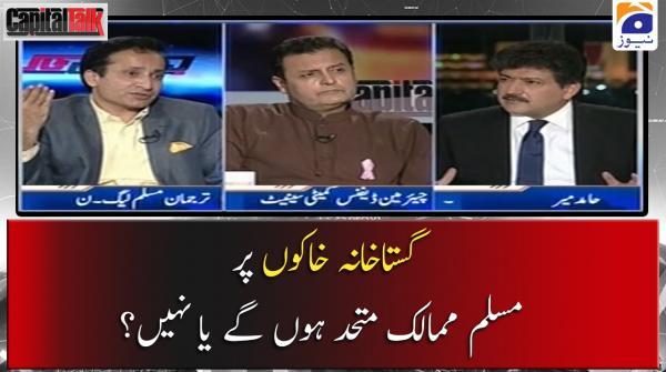 Gustakhana Khakon par Muslim Mumalik Muttahid hon ge ya Nahi?