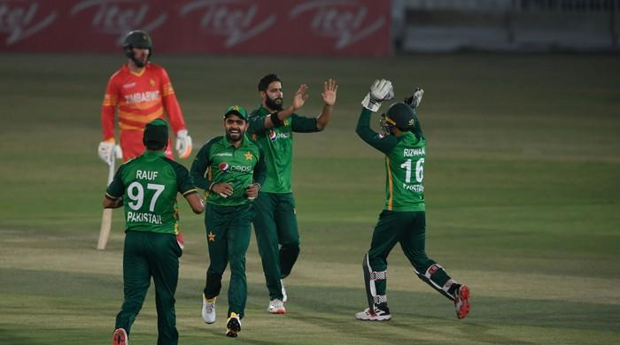 Pakistan vs Zimbabwe: Green Shirts beat Zimbabwe by 26 runs in 1st ODI
