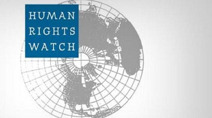 HRW slams India for using its counterterrorism laws to stifle dissent