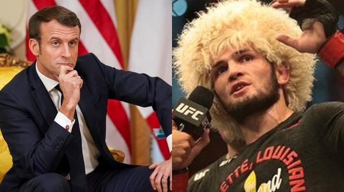 Khabib responds strongly to Macron for offensive stance on Islam