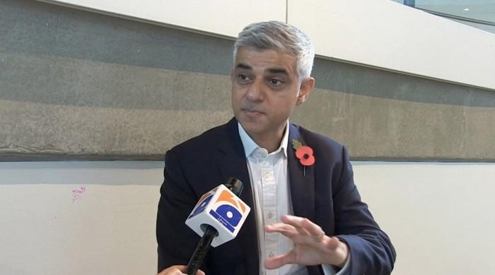 US election 2020: Vote against Trump for a free America, says London mayor Sadiq Khan
