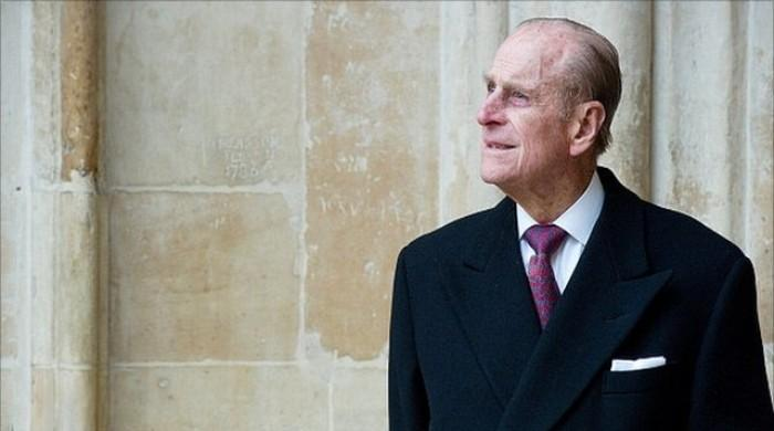 Prince Philip to vote for Joe Biden if given a chance?