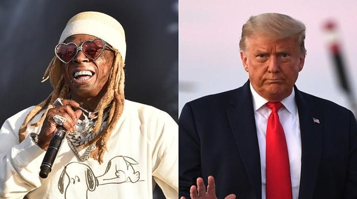 Lil Wayne shocks fans after endorsing Donald Trump in US election 2020