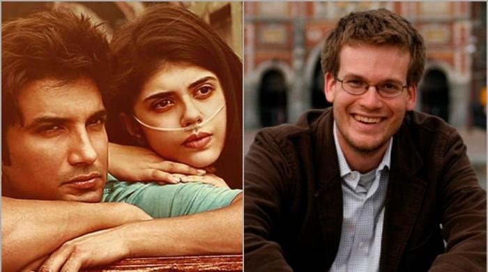 John Green in awe of Sanjana Sanghi after watching 'Dil Bechara'