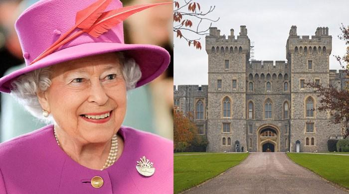 Queen Elizabeth shares her Windsor Castle with ghosts?