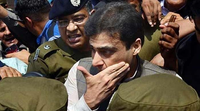 Judge irked by Hamza Shehbaz's refusal to travel in armoured vehicle