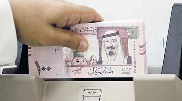 Saudi Riyal and other currency rates in Pakistan on October 31